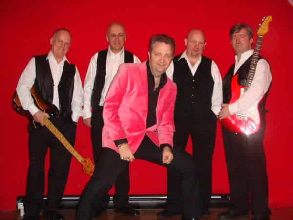 Colin Paul and the Persuaders