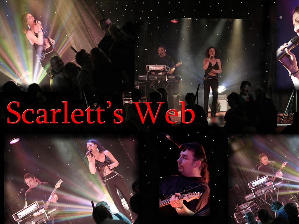 Scarletts Web landscape